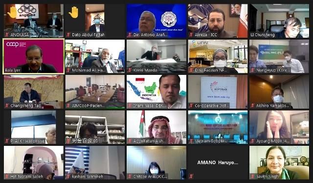 برگزاری مجمع عمومی اتحادیه بینالمللی تعاون منطقه آسیا و اقیانوسیه (ICA-AP)