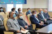 نشست دبیر مجمع تشخیص مصلحت نظام با هیات رئیسه اتاق تعاون استان مرکزی