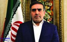 عبداللهی به مدت 3 سال دیگر به عنوان رئیس اتاق تعاون ایران ابقا شد