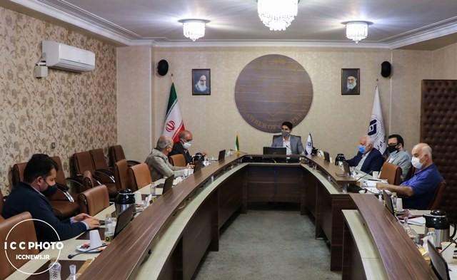 برگزاری اولین نشست کارگروه نمایشگاهی اتاق تعاون ایران