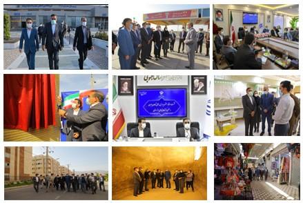 گزارش تصویری سفر رئیس اتاق تعاون ایران به خراسان جنوبی