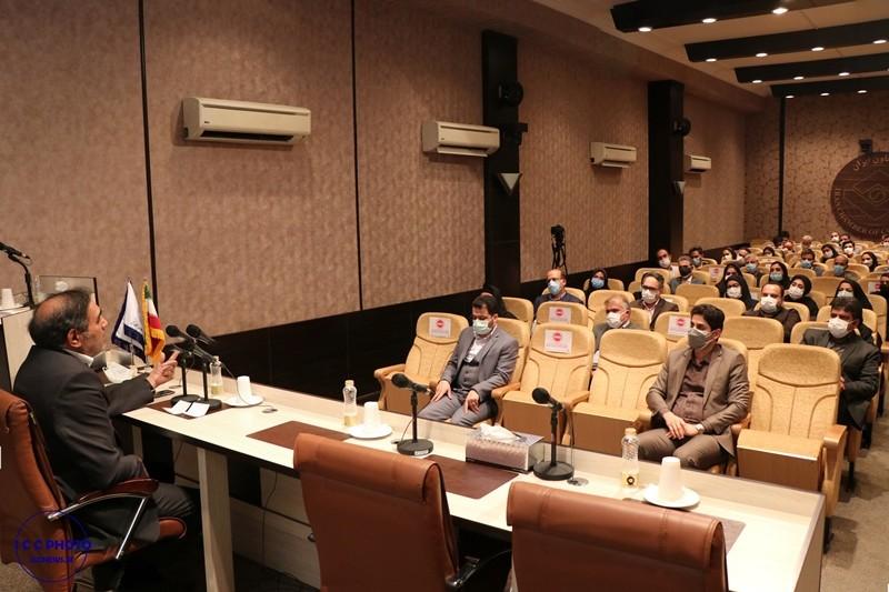 گزارش تصویری دیدار نوروزی رئیس اتاق تعاون ایران با همکاران