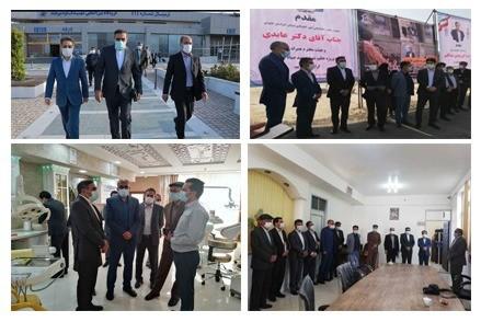 بازدید رئیس اتاق تعاون ایران از تعاونی های برتر خراسان جنوبی