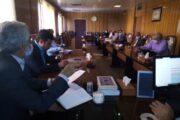 برگزاری نشست مشترک اتحادیههای شرکتهای تعاونی عضو اتاق تعاون استان همدان