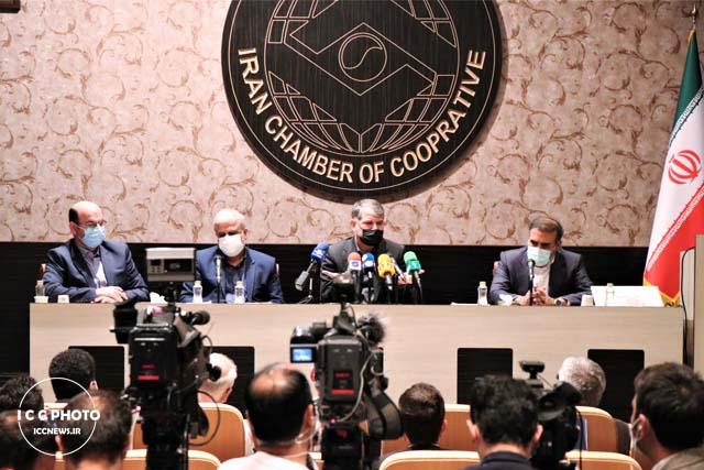 نشست مشترک اتاق تعاون ایران با وزیر جهادکشاورزی برگزار شد