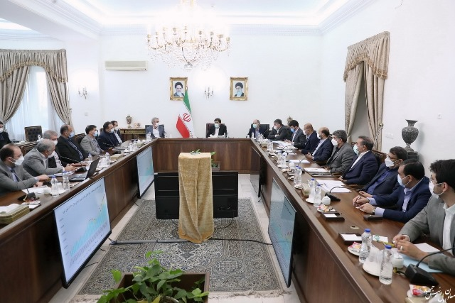 تاکید معاون اول رئیس جمهور بر استفاده حداکثری از ظرفیت اتاق تعاون ایران